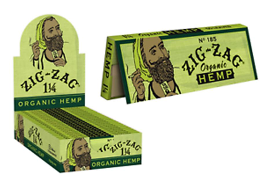 Zig Zag Hemp Papers